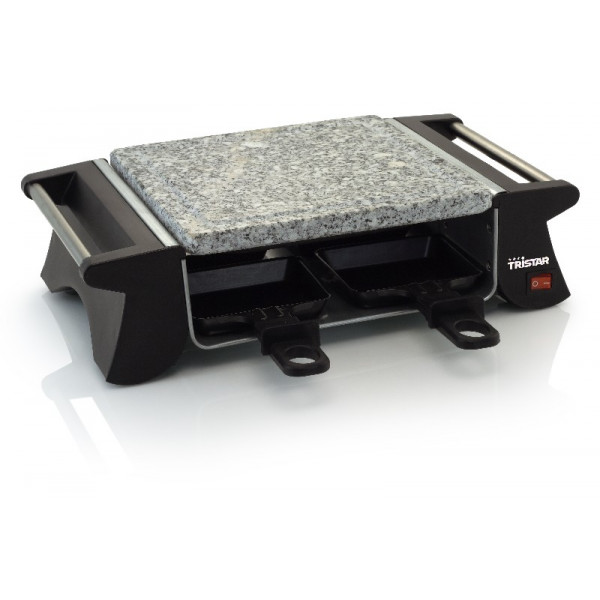 Appareil à Raclette & Pierrade 500W Tristar