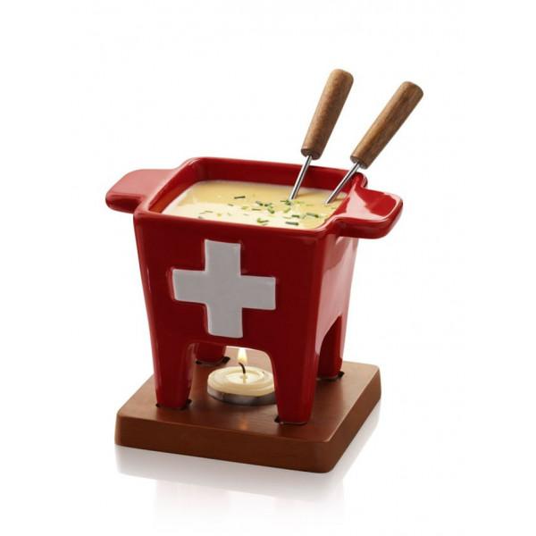 Set à fondue 2 personnes Boska Tapas Swiss