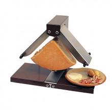 Appareil à raclette traditionnel Brézière pour meule de fromage