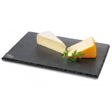 Plateau à fromage en ardoise 23 x 33 cm Boska Monaco