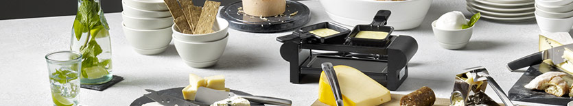 Appareils à raclette