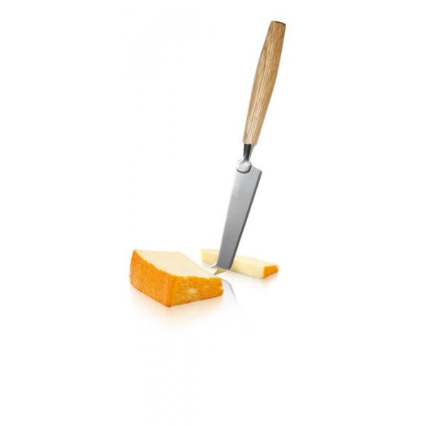 Couteau à fromage tendre en chêne Life Boska