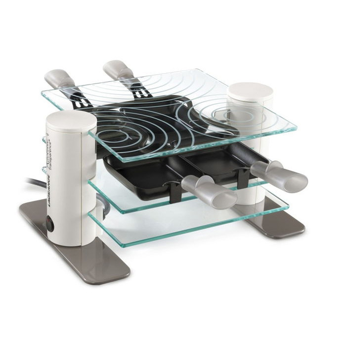 appareil raclette 4 personnes lagrange transparence raviday fromage. Black Bedroom Furniture Sets. Home Design Ideas