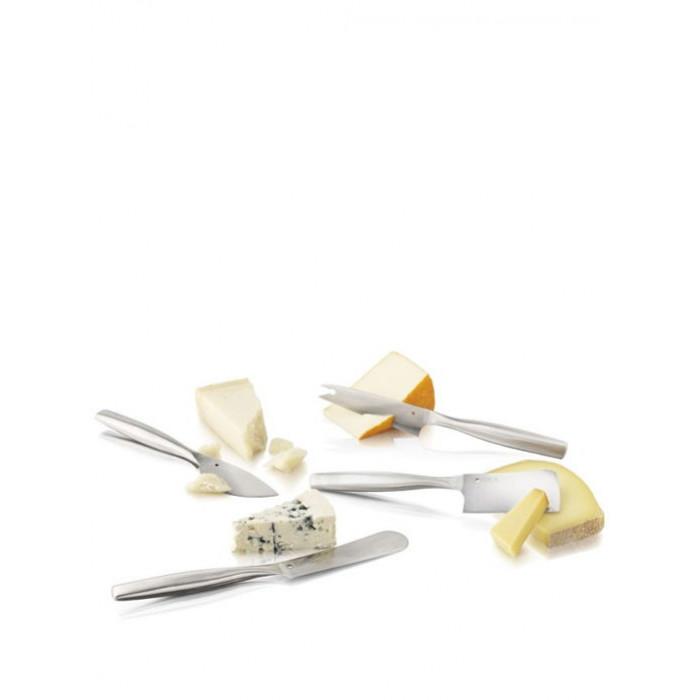 lot de 4 couteaux fromage set pro. Black Bedroom Furniture Sets. Home Design Ideas