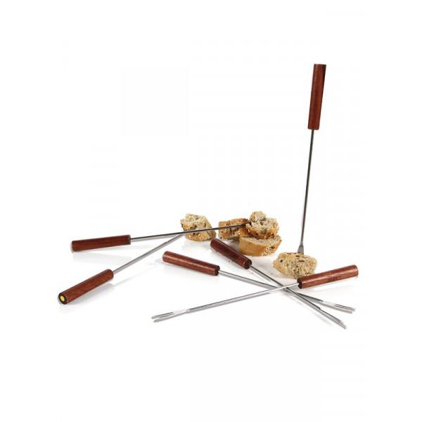 "Jeu de 6 fourchettes à fondue ""Taste"" - BOSKA"